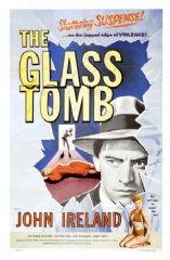 The Glass Tomb 1955 DVD - John Ireland / Honor Blackman